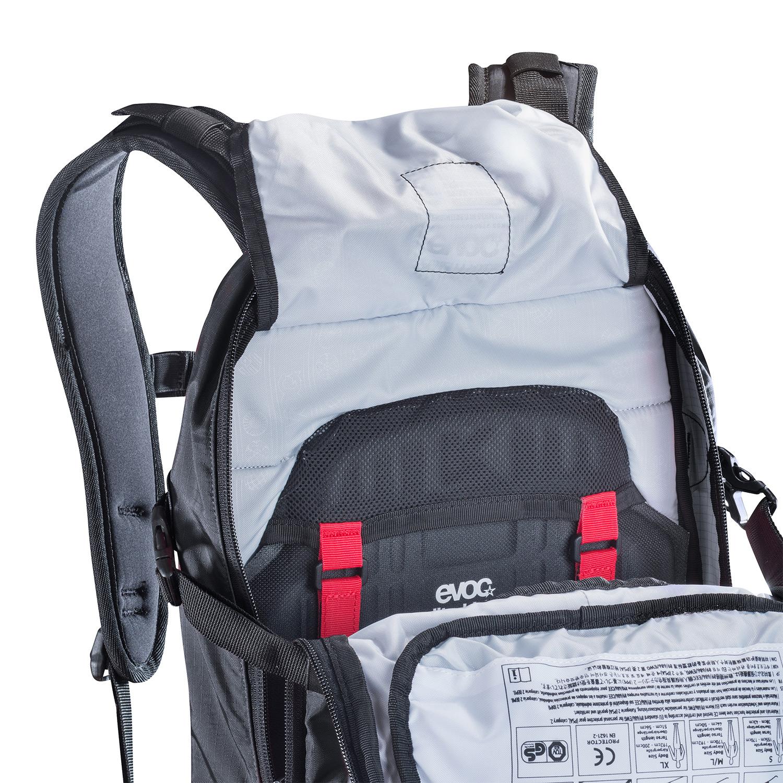 cb870a6a6af22 ... Plecak sportowy EVOC FR LITE 10l neon niebieski rozm M/L ...